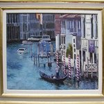 Grand Canal, Venice, David Welsh