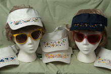 - artwork Painted_Sun_Visors-1279579619.jpg - 2010, Other, Other