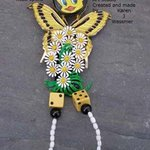 Art Doll Pins Wearable Art, Karen Wassmer