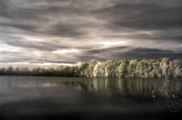 Dana Whitford  'Lake', created in 2009, Original Photography Other.