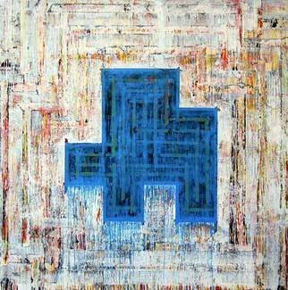 William Dick Artwork SYPE I, 2011 Encaustic Painting, Abstract