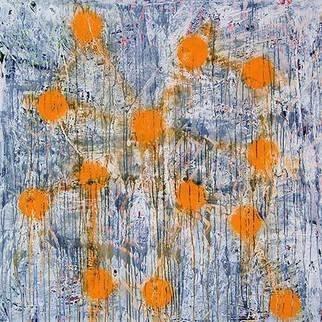 William Dick Artwork VAINISH II, 2013 Encaustic Painting, Abstract
