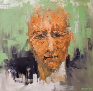 Wim Van De Wege: 'his last concert', 2017 Acrylic Painting, Portrait. Artist Description: Next The musician after his last concert The musician after his last concert The musician after his last concert The musician after his last concert The musician after his last concertThe musician after his last concertThe musician after his last concertThe musician after his last concertWorking on ...