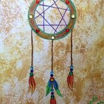 Rhinestone Dreamcatcher, Brandi Smith