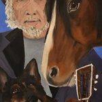 merle haggard and friends By Susan Snow  Voidets