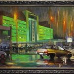 Night City Grand Mir Hotel, Xurshid Ibragimov