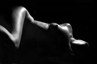 Yaki Yaskvloski: 'DESIDERIUM 03', 2005 Black and White Photograph, Nudes. Artist Description:    ARTISTIC NUDES   ...