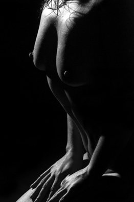 Yaki Yaskvloski: 'DESIDERIUM 08', 2005 Black and White Photograph, Nudes. Artist Description:         ARTISTIC NUDES        ...