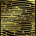 Golden PriMaze prime number Maze of THREE By Yanito Freminoshi
