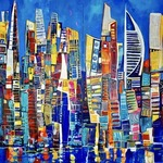 dubai modernism By Paul Ygartua