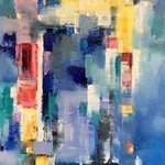 cityscape abstract 256 By Jinsheng You