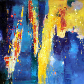 Color Abstract 345, Jinsheng You