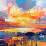 Colorful Sky 553, Jinsheng You