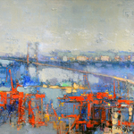 impression of the city 537 By Jinsheng You