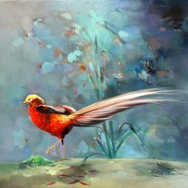 birds paintings