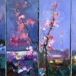 plum blossom By Jinsheng You