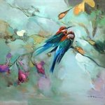 two birdies 239 By Jinsheng You