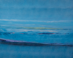 Artist: Nicholas Down, title: Hebridean Solitude, 2012, Painting Oil