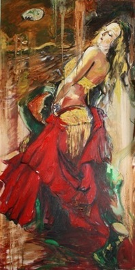 Yuming Zhu Artwork RayShell Melody, 2009 Giclee, Abstract Figurative