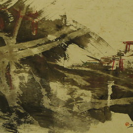 God Is Abstract, Yuming Zhu