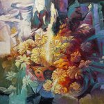 Bouquet of emotions By Yury Fomichev
