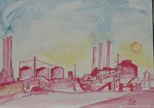 - artwork Archeologia_industriale-1099733758.jpg - 2003, Watercolor, Figurative