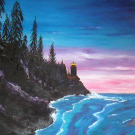 Lighthouse, Rickie Dickerson