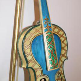 Painted Violin Project