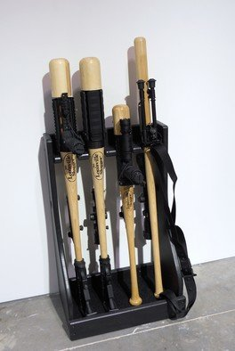 Zach Friedline: 'Tactical Equipment', 2010 Other Sculpture, Conceptual.
