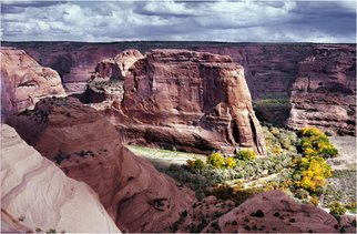 Artist: Jack Arnold - Title: Canyon de Chelly - Medium: Color Photograph - Year: 2005