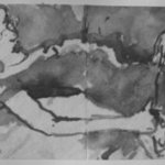 EROTIC INK DRAWING  2 By Dana Zivanovits