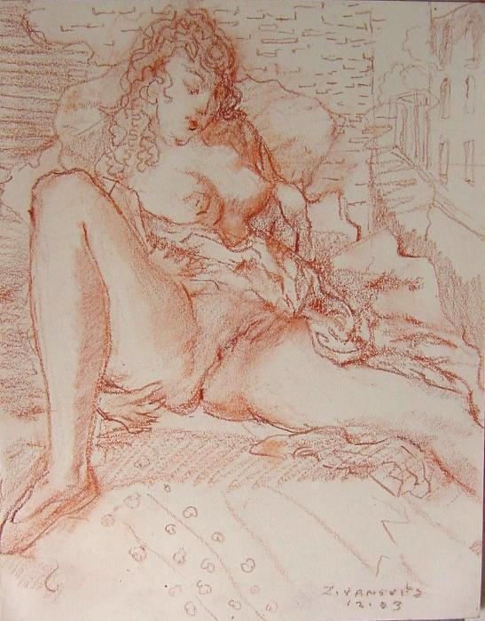 Erotic art portal