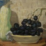 GOURDS AND GRAPES By Dana Zivanovits