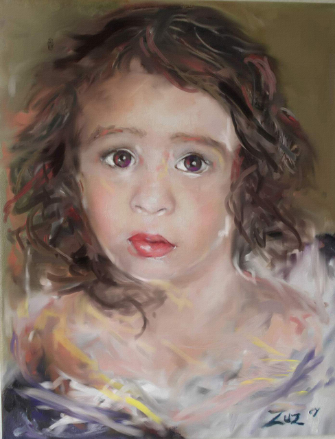 Artist Zuzanna Kozlowska. 'About A Boy' Artwork Image, Created in 2007, Original Other. #art #artist
