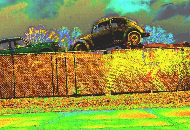 Jeffrey Spahrsummers  'Top Of The Heap', created in 2007, Original Photography Color.
