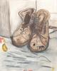 Carole Clark - Dads Old Boots, Americana