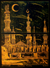 Jerry Gerard Di Falco - EGYPTIAN TOWERS, Cityscape