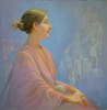 Judith Fritchman - Leahs Hope, Figurative