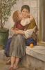 Joseph Porus - A Childs Kiss, Children