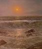 Joseph Porus - Fading Light, Seascape