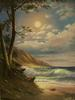 Joseph Porus - Moons Up, Seascape