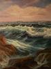 Joseph Porus - Opposing Forces, Seascape