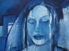 Luise Andersen - BLUE Rooms Of Soul II May 29  2014, Abstract