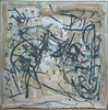 Laurie Vaughn - Scribble Scrabble, Abstract