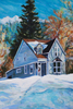 Linda Armstrong - Ouray, Colorado, Architecture
