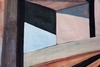 Linda Armstrong - Pink Block, Architecture