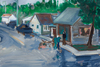 Linda Armstrong - Rainy Day, Representational