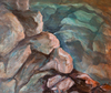 Linda Armstrong - Walnut Canyon Series 4, Abstract