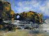 Randy Sprout - Pearl Beach Arch, Seascape