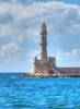 Susan Wellington - Chania Lighthouse, Marine